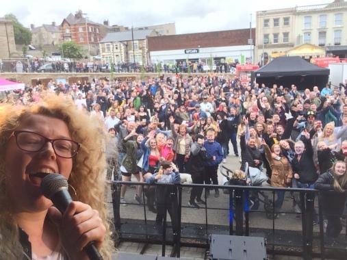 Darwen Live 2019 Selfie